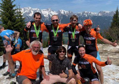 AlpentourTrophy Mannschaft